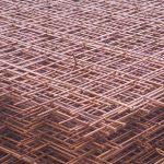 רשתות ברזל לבנייה